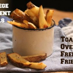 How To Make French Fries in a Toaster Oven - ZagLeft