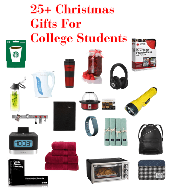 Christmas Gifts For College Students | ZagLeft