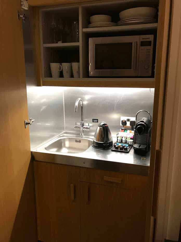 Where To Stay In London | The Nadler Kensington is located in the heart of London. Rooms feature a mini kitchenette | ZagLeft.